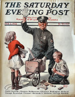 The Saturday Evening Post  Feb 2,1924 Magazine