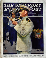The Saturday Evening Post  Feb 24,1934 Magazine