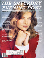 The Saturday Evening Post February 1, 1990 Magazine
