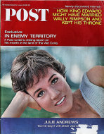 The Saturday Evening Post  Jan 29,1966 Magazine