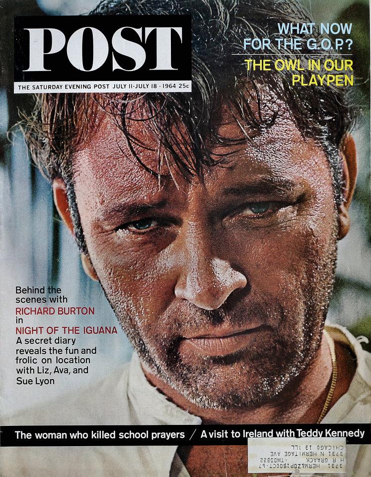 The Saturday Evening Post  Jul 11,1964