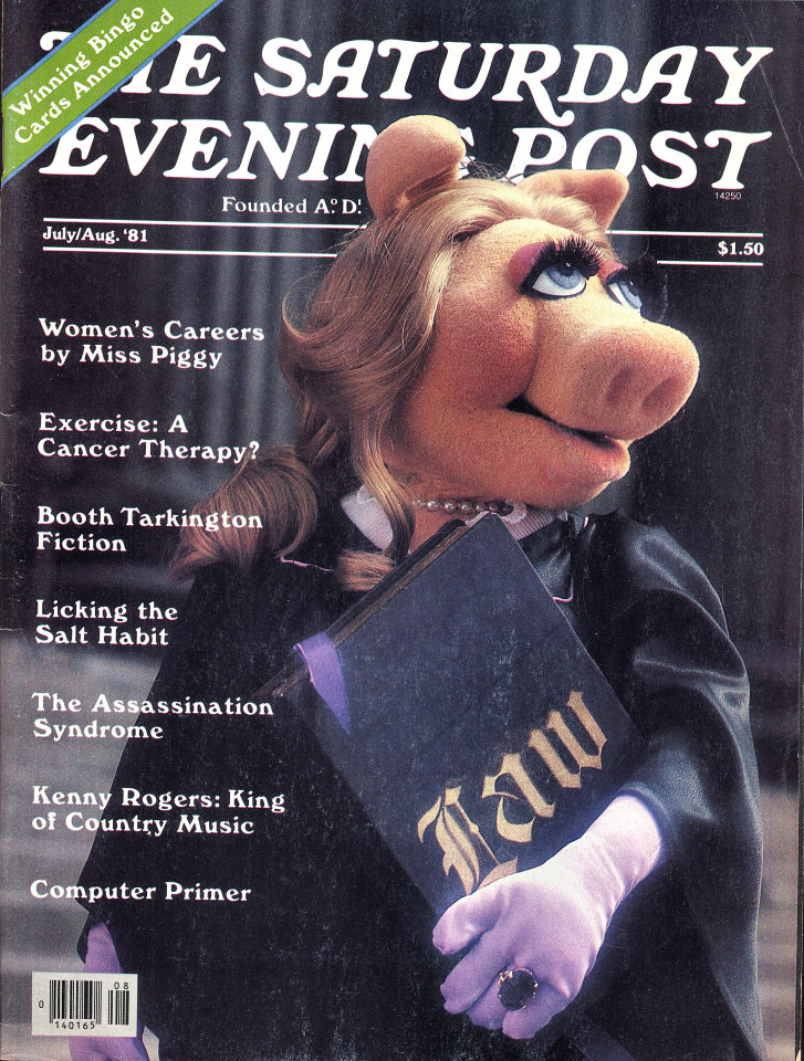 The Saturday Evening Post  Jul 1,1981