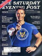 The Saturday Evening Post July 1, 1990 Magazine