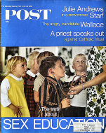 The Saturday Evening Post  Jun 29,1968 Magazine