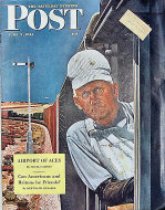 The Saturday Evening Post  Jun 3,1944 Magazine