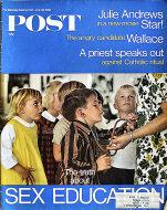 The Saturday Evening Post June 29, 1968 Magazine