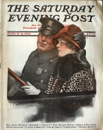 The Saturday Evening Post  Mar 15,1924 Magazine