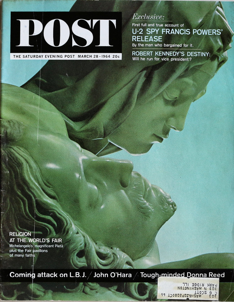 The Saturday Evening Post  Mar 28,1964