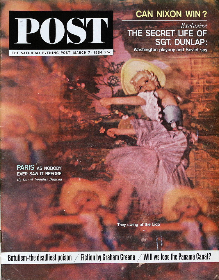 The Saturday Evening Post  Mar 7,1964