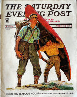 The Saturday Evening Post March 24, 1934 Magazine