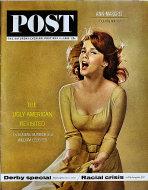 The Saturday Evening Post May 04, 1963 Magazine