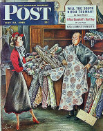 The Saturday Evening Post  May 22,1948 Magazine