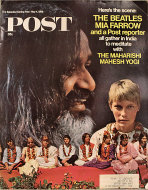 The Saturday Evening Post  May 4,1968 Magazine