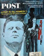 The Saturday Evening Post  May 6,1967 Magazine