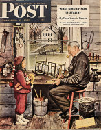 The Saturday Evening Post November 12, 1949 Magazine