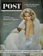 The Saturday Evening Post November 2, 1963 Magazine