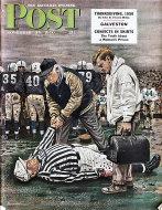 The Saturday Evening Post November 25, 1950 Magazine
