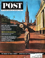 The Saturday Evening Post November 7, 1964 Magazine