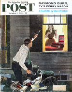 The Saturday Evening Post  Oct 3,1959 Magazine