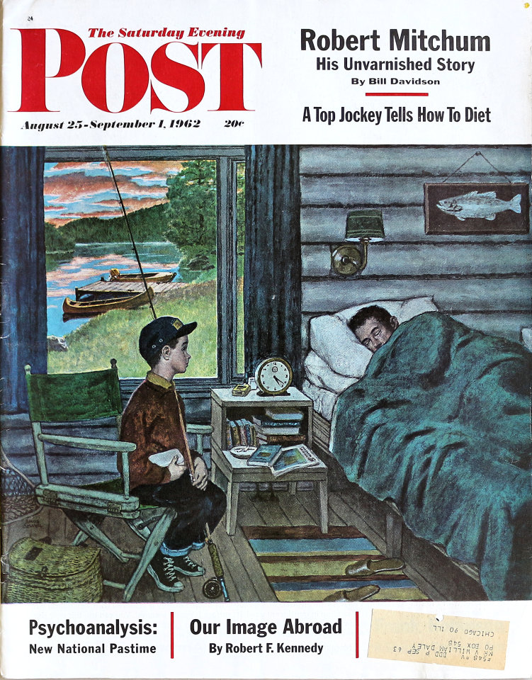 The Saturday Evening Post  Sep 25,1962