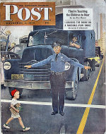 The Saturday Evening Post  Sep 3,1949 Magazine