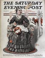 The Saturday Evening Post Vol. 194 No. 18 Magazine