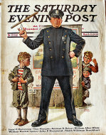 The Saturday Evening Post Vol. 202 No. 37 Magazine