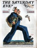 The Saturday Evening Post Vol. 202 No. 8 Magazine