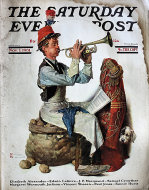 The Saturday Evening Post Vol. 204 No. 19 Magazine