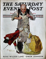 The Saturday Evening Post Vol. 205 No. 17 Magazine