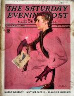 The Saturday Evening Post Vol. 206 No. 32 Magazine