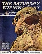 The Saturday Evening Post Vol. 212 No. 35 Magazine