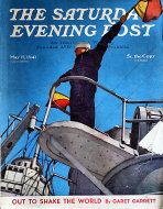 The Saturday Evening Post Vol. 213 No. 46 Magazine