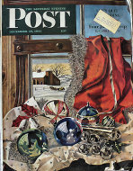 The Saturday Evening Post Vol. 216 No. 25 Magazine