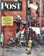 The Saturday Evening Post Vol. 217 No. 48 Magazine