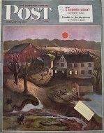 The Saturday Evening Post Vol. 218 No. 28 Magazine