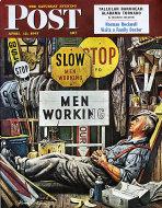 The Saturday Evening Post Vol. 219 No. 41 Magazine