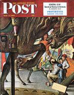 The Saturday Evening Post Vol. 219 No. 44 Magazine