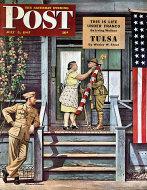 The Saturday Evening Post Vol. 220 No. 1 Magazine