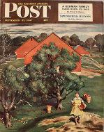 The Saturday Evening Post Vol. 220 No. 13 Magazine