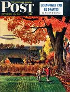 The Saturday Evening Post Vol. 220 No. 20 Magazine