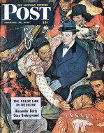 The Saturday Evening Post Vol. 220 No. 30 Magazine