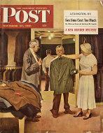 The Saturday Evening Post Vol. 221 No. 21 Magazine