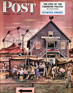 The Saturday Evening Post Vol. 221 No. 9 Magazine
