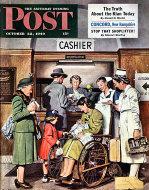The Saturday Evening Post Vol. 222 No. 17 Magazine
