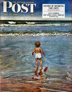 The Saturday Evening Post Vol. 222 No. 4 Magazine