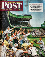The Saturday Evening Post Vol. 222 No. 43 Magazine