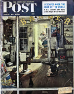 The Saturday Evening Post Vol. 222 No. 44 Magazine