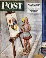 The Saturday Evening Post Vol. 223 No. 18 Magazine