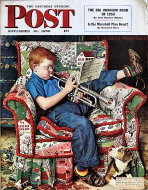 The Saturday Evening Post Vol. 223 No. 21 Magazine
